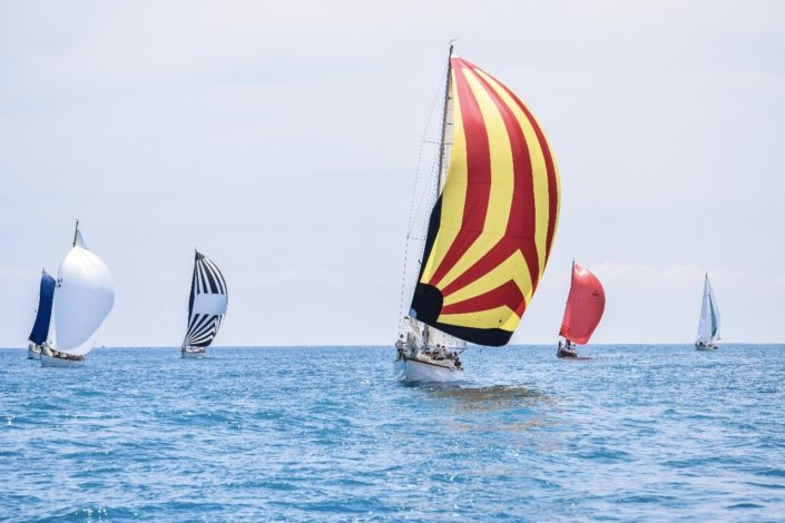 June 2018: Panerai Classic Yacht Challenge Antibes 2018 Navalmartin Classic Sailing