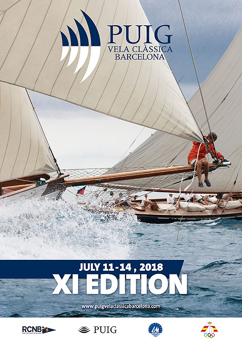 In July the team at Navalmartin competed in Puig Vela 2018 on-board St CHRISTOPHER