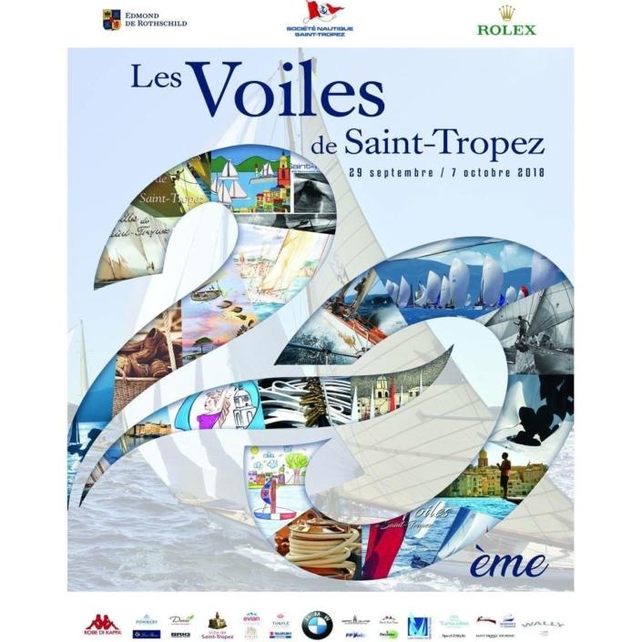 Oct 2018: Navalmartin's Team Winners Les Voiles De St Tropez