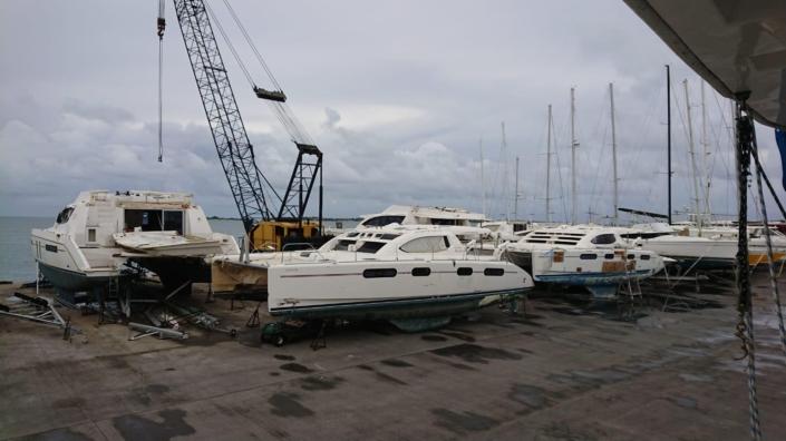 Hurricanes IMRA & Maria